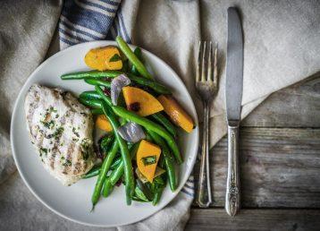 Terveellinen ruokavalio miehelle on tosi tärkeätä!